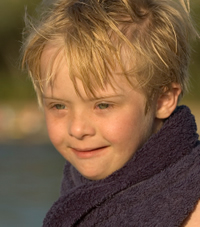 Photo of a Young Boy