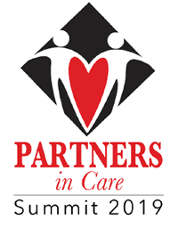 Partners in Care Summit 2019 logo
