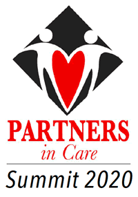 Partners in Care Summit 2020 logo